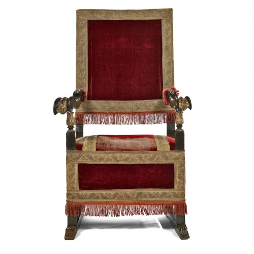Seating  - Formal armchair