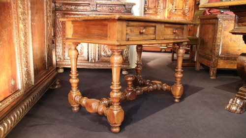 A Louis XIII Table -
