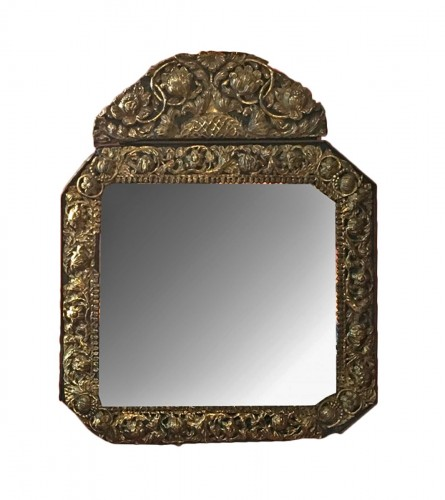 Louis XIII octogonal mirror