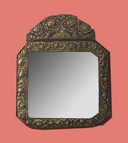 Louis XIII octogonal mirror - Mirrors, Trumeau Style