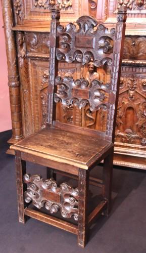Italian chair -