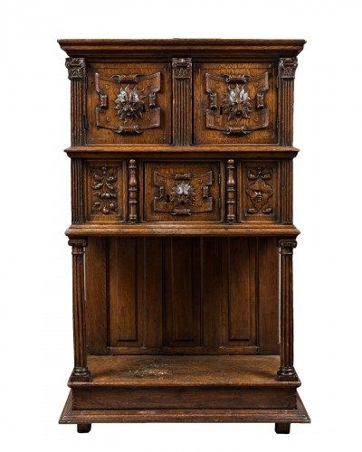 First French Renaissance Cupboard
