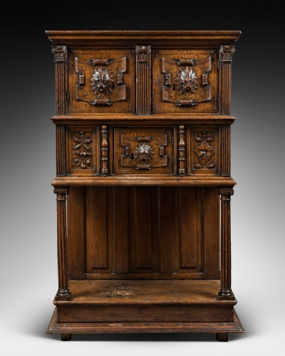 First French Renaissance Cupboard - Furniture Style Renaissance
