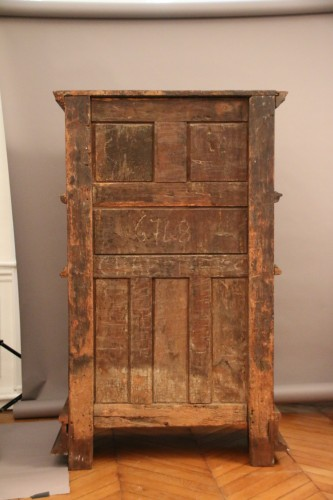 Furniture  - First French Renaissance Cupboard