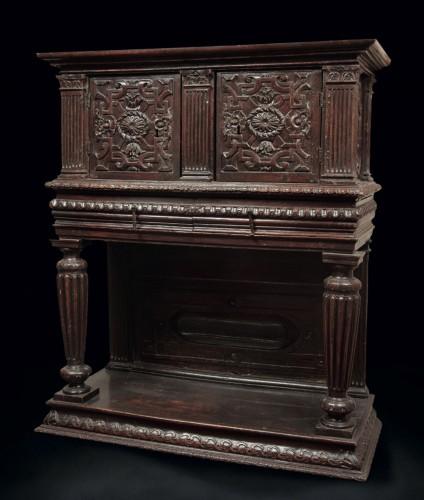 Furniture  - Renaissance walnut dresser