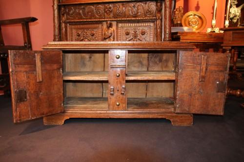 Renaissance - Rare italian lower furniture of Renaissance period