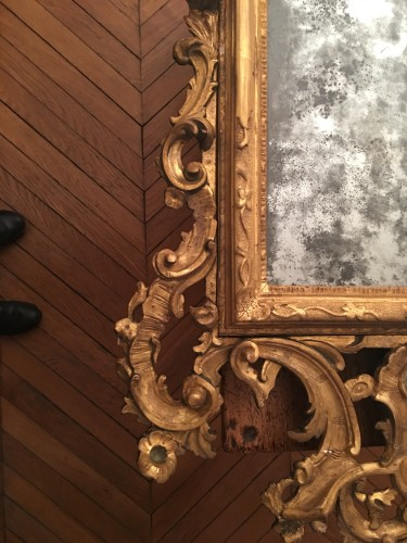 Large Venitian Mirror -