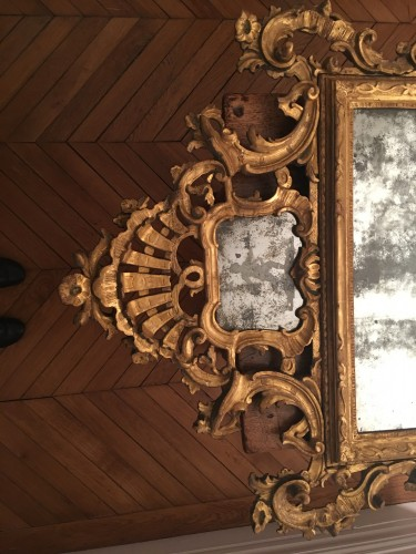 17th century - Large Venitian Mirror