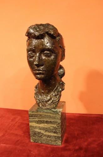 Woman, Albert Leclerc (1906 – 1975) - Sculpture Style