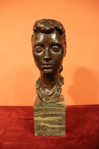 Sculpture  - Woman, Albert Leclerc (1906 – 1975)