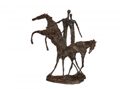Don Quichotte  - Magdalena Reinharez (1925-2012)
