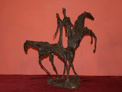20th century - Don Quichotte  - Magdalena Reinharez (1925-2012)