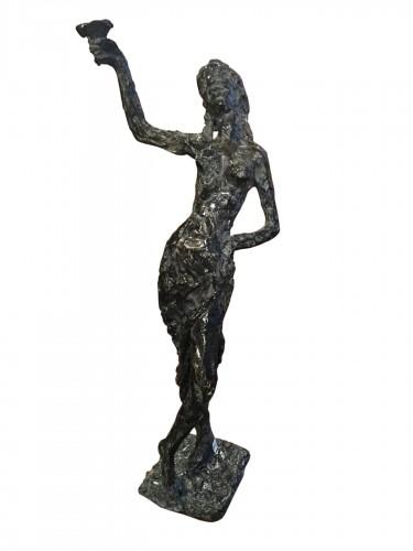 Bacchante - Edmond Moirignot (1913-2002)