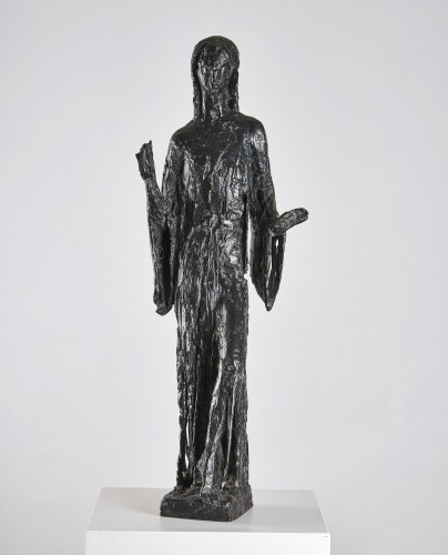 The sacred dance - Edmond Moirignot (1913-2002) - Sculpture Style 50