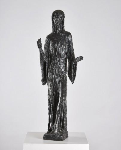 Sculpture  - The sacred dance - Edmond Moirignot (1913-2002)