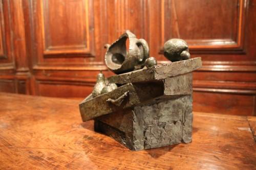 Antiquités - Ouverture - Alex Berdal (France, 1945)
