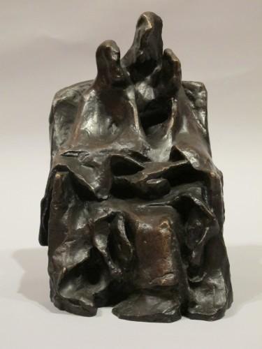Chanteloup en hiver n°3 - Martine Boileau - Sculpture Style
