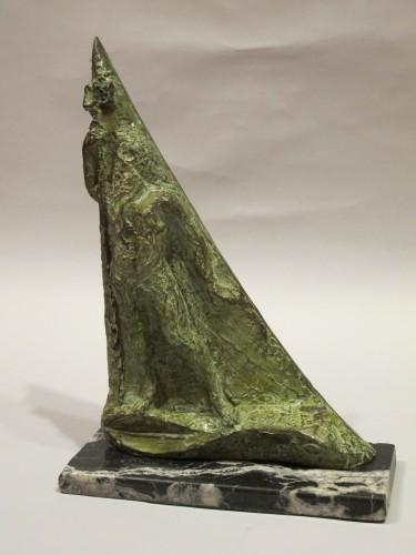 Neptune - Edmond Moirignot (1913-2002) - Sculpture Style