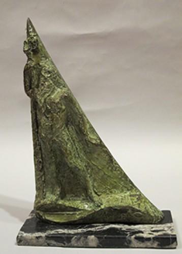 Sculpture  - Neptune - Edmond Moirignot (1913-2002)