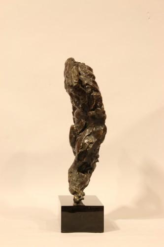 Sculpture  - Les damnés (1980) - Corneliu Ratcu