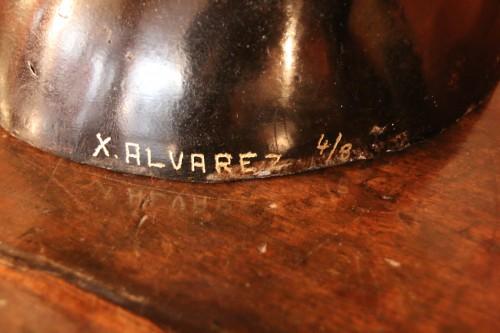The hen - Xavier Alavarez -