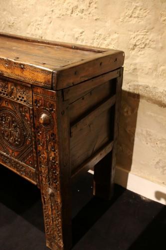 Furniture  - Hispanic and moorish chest