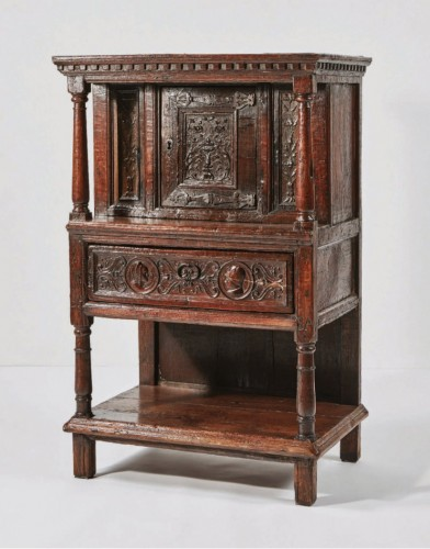 French Renaissance cupboard - Furniture Style Renaissance