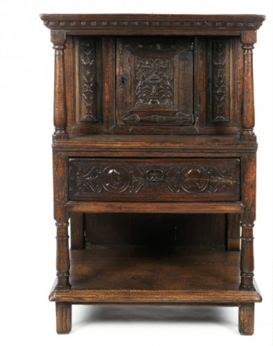 Furniture  - French Renaissance cupboard