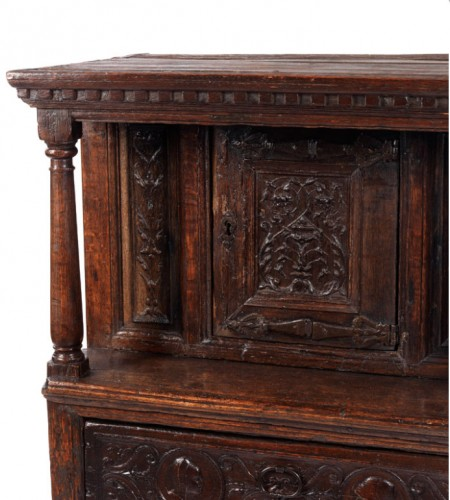 French Renaissance cupboard -