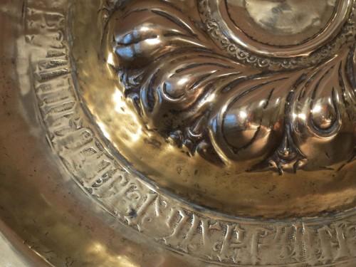 Brass alm dish -