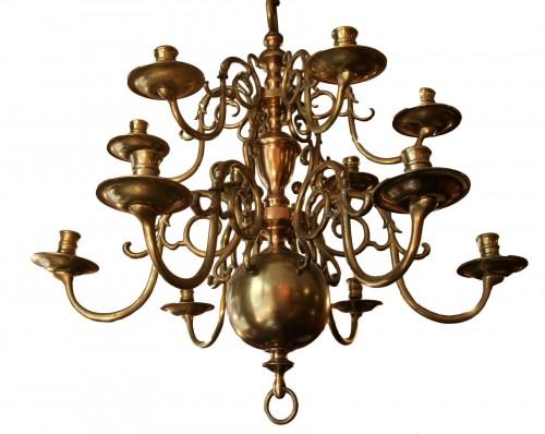 Louis XIII dutch chandelier