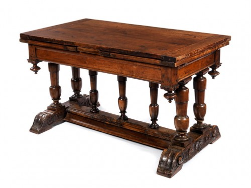"""Renaissance table """"à l'italienne"""" -"""