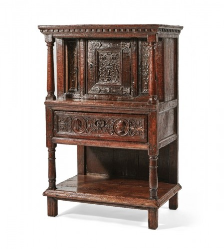 French Renaissance cupboard