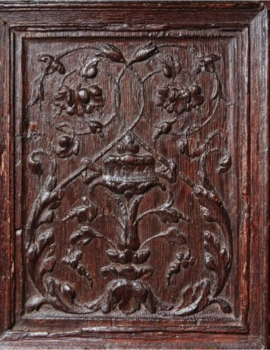 <= 16th century - French Renaissance cupboard