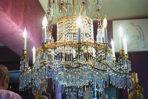 19th century - Chandelier from Berlin, Circa 1840