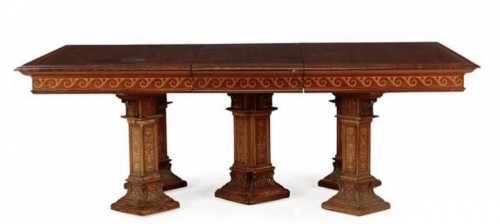 Table in grecian revival style circa 1900 - Furniture Style