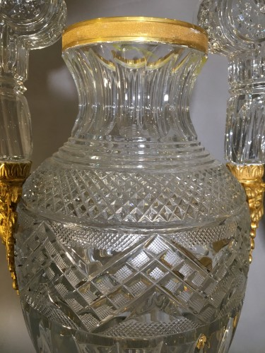Pair of Russian Imperial Vases -