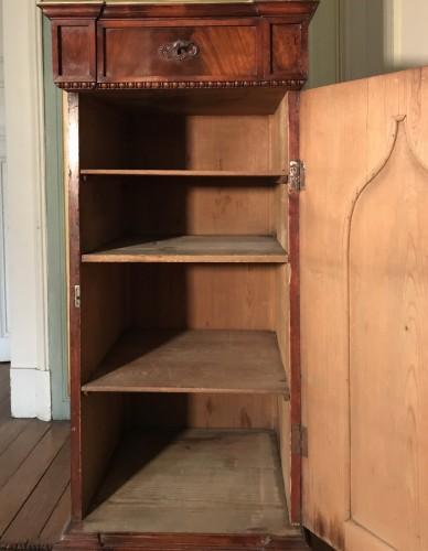 Furniture  - Pedestal Cabinet circa1840