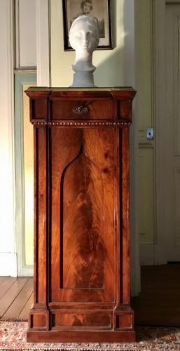 Pedestal Cabinet circa1840 -