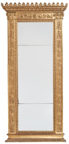 Monumental Swedish Mirror