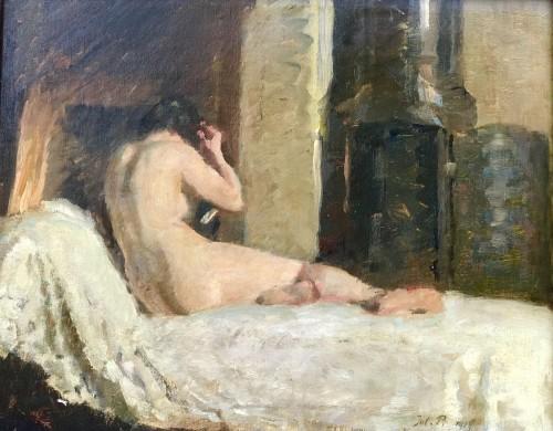 Awakening- Julius Paulsen (1860-1940)