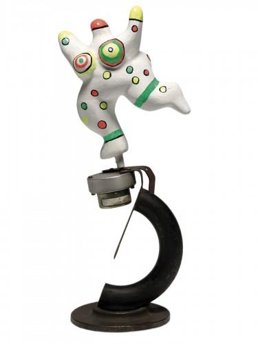 Niki de Saint Phalle & Jean TINGUELY