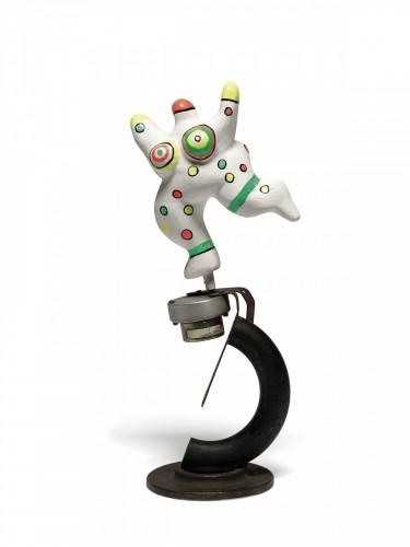 Sculpture  - Niki de Saint Phalle & Jean TINGUELY