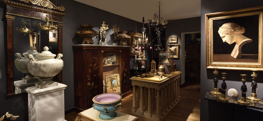 Antiquaire Galerie Lamy Chabolle