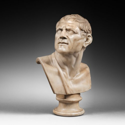 Lysimachus Marble Bust