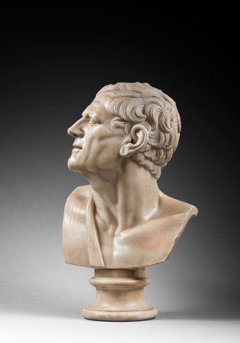 Lysimachus Marble Bust  - Sculpture Style