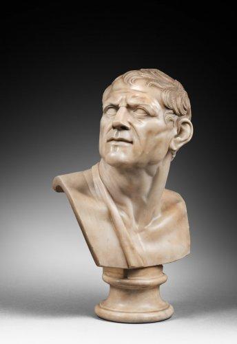 Sculpture  - Lysimachus Marble Bust