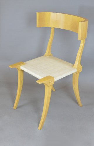 Seating  - Pair of Klismos Chairs