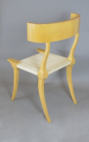 20th century - Pair of Klismos Chairs