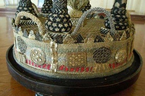 Trimmings Rotonde  circa 1820 - Curiosities Style